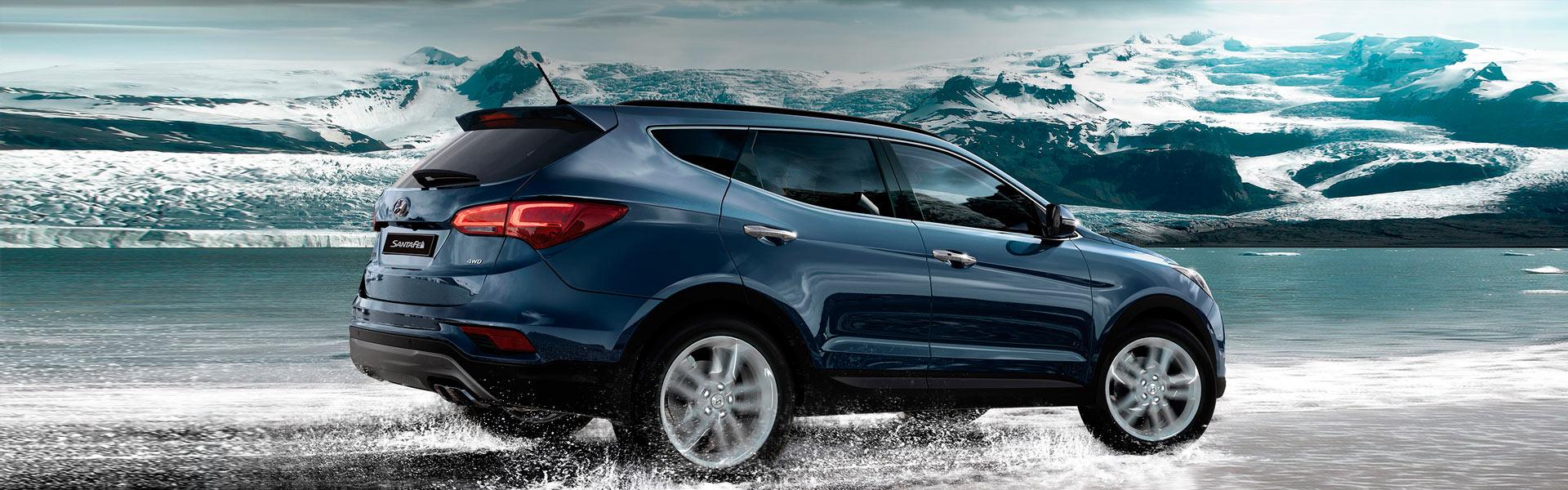 ТО Hyundai Santa Fe